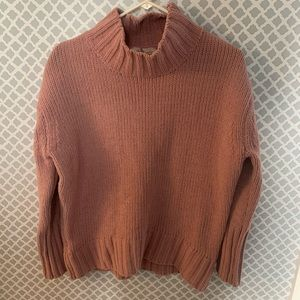 Philosophy Republic Clothing Soft Pink Sweater